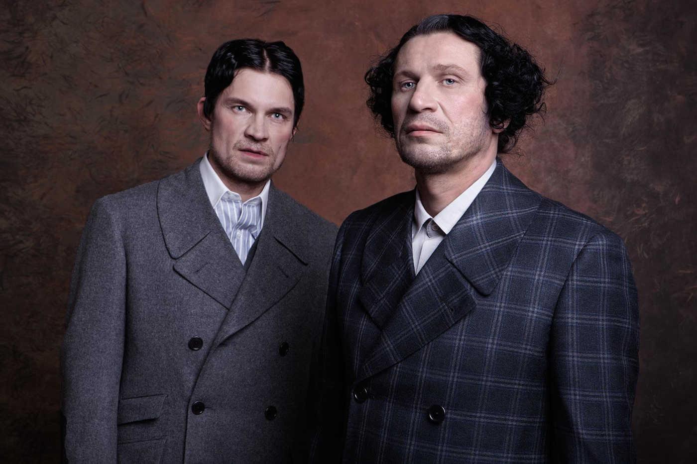 Robinson Brooklyn bespoke suits